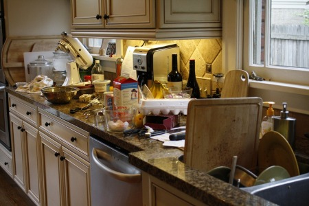 kitchen mess 2