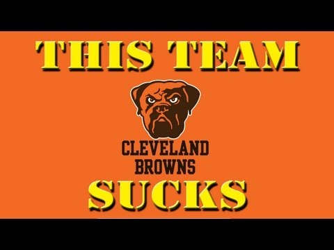 cleveland browns suck